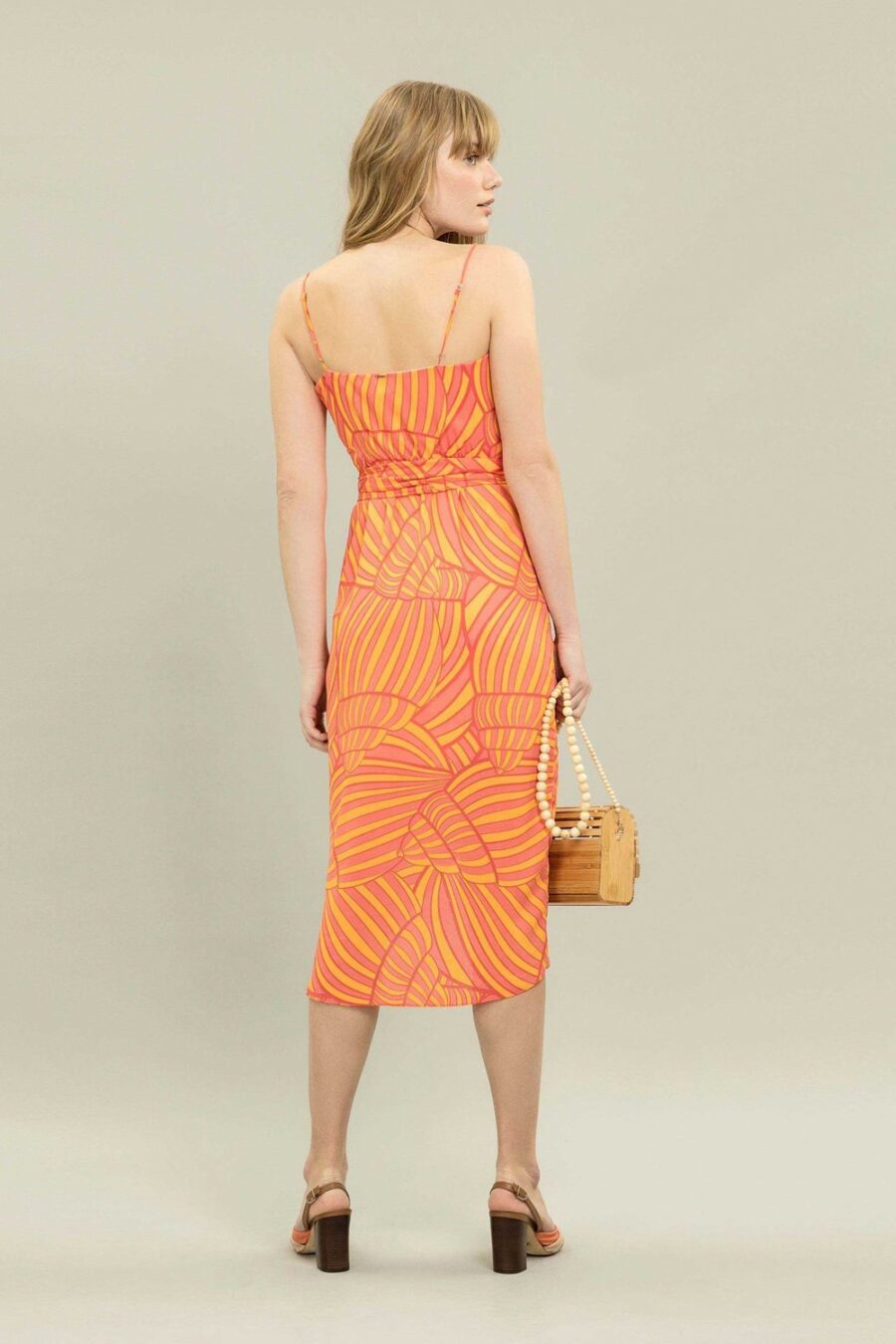 """Lit Afternoon"" Midi Dress by Lez a Lez"