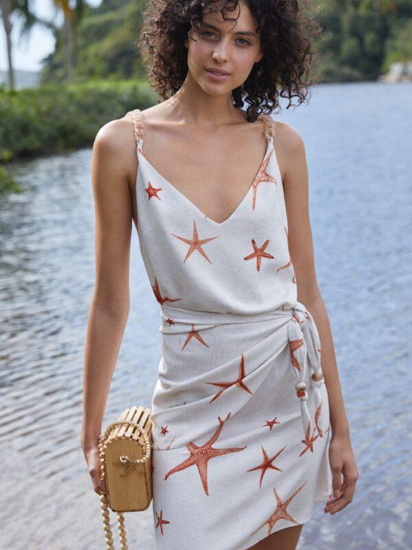 """""""Starfish Wishes"""" Dress by Lez a Lez"""