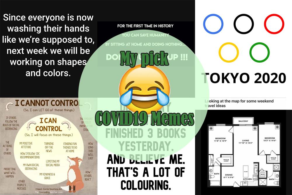 Covid-19 Memes