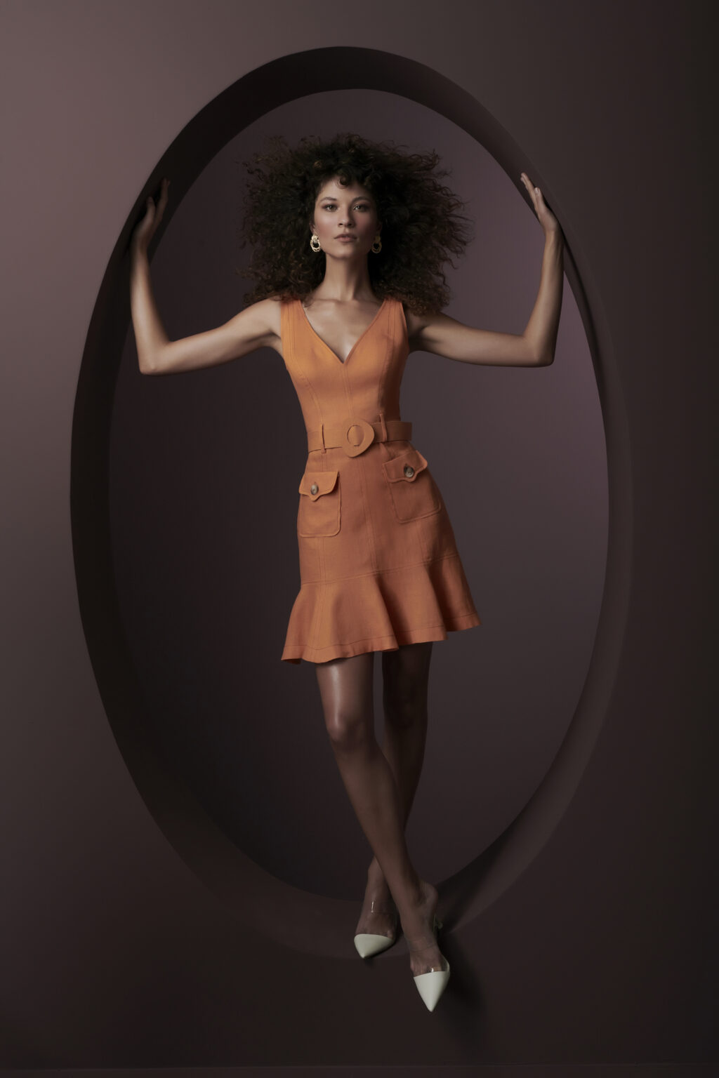 Fedra - Charmed Dress